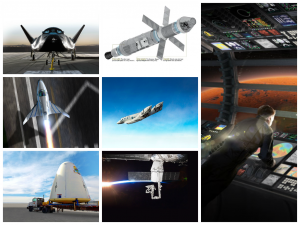 American space ships