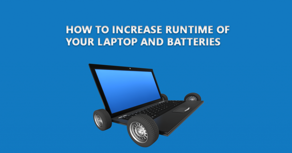 runtime of laptop