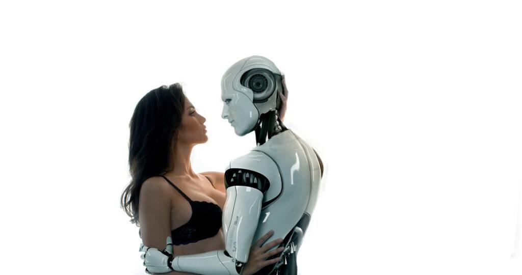 Romance with robots