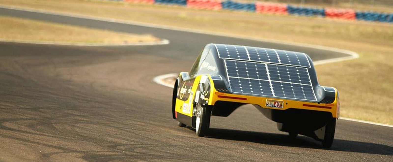 Sunswift Eve The Solar Powered Car Welcome To Skytech Info