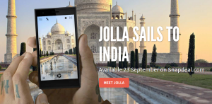 jolla launched in india