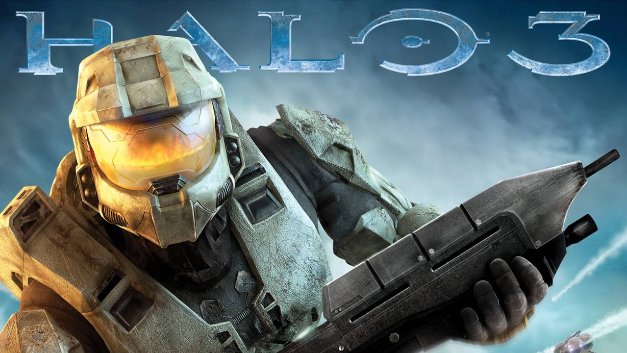 Best Addictive XBOX 360 game halo 3