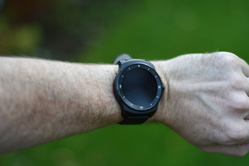 LG Android Wear G Watch R