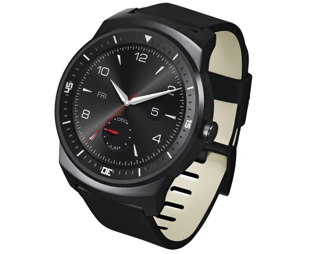 LG's Android Wear G Watch R