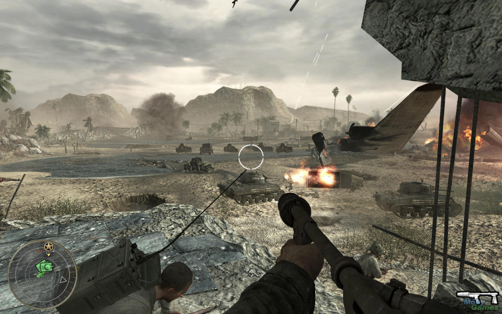 call of duty world at war - HD 1680×1050