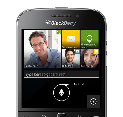 Features of BlackBerry Classic 3
