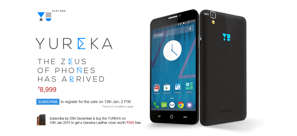 Micromax Yureka amazon