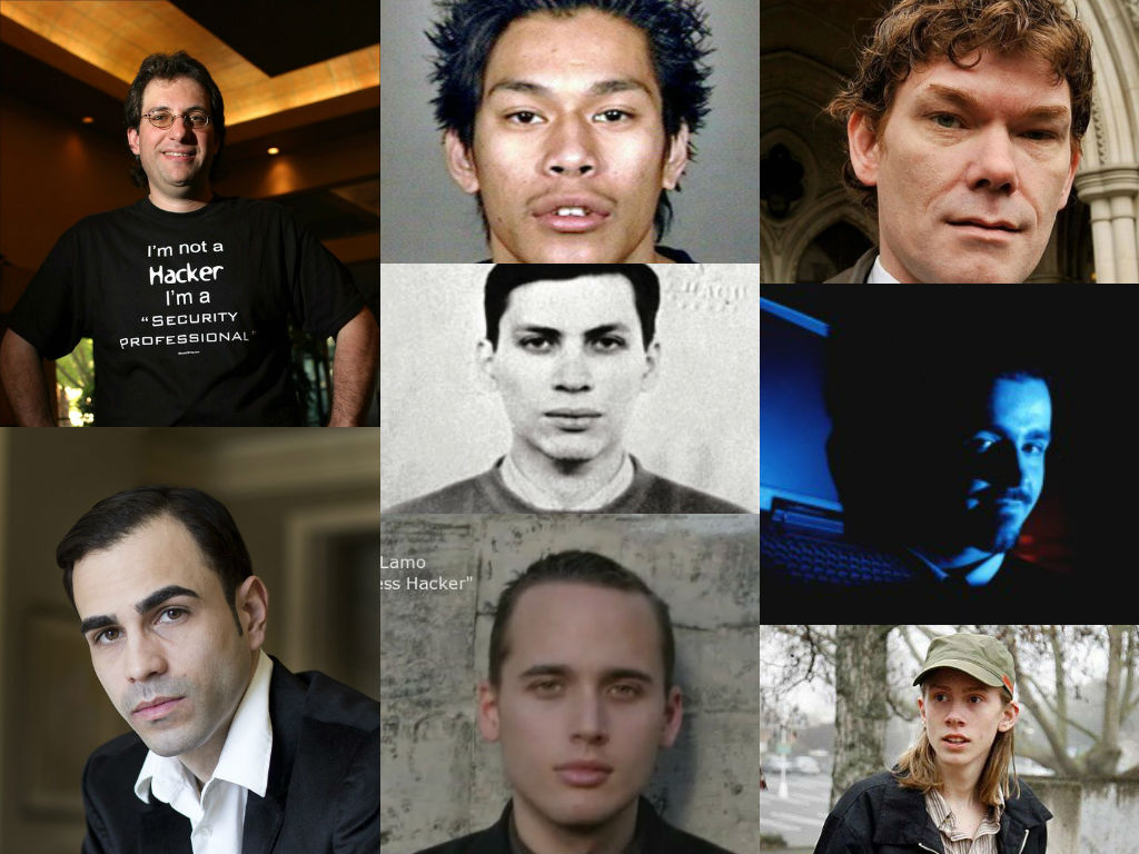 Top 10 Black-Hat Hackers in the World