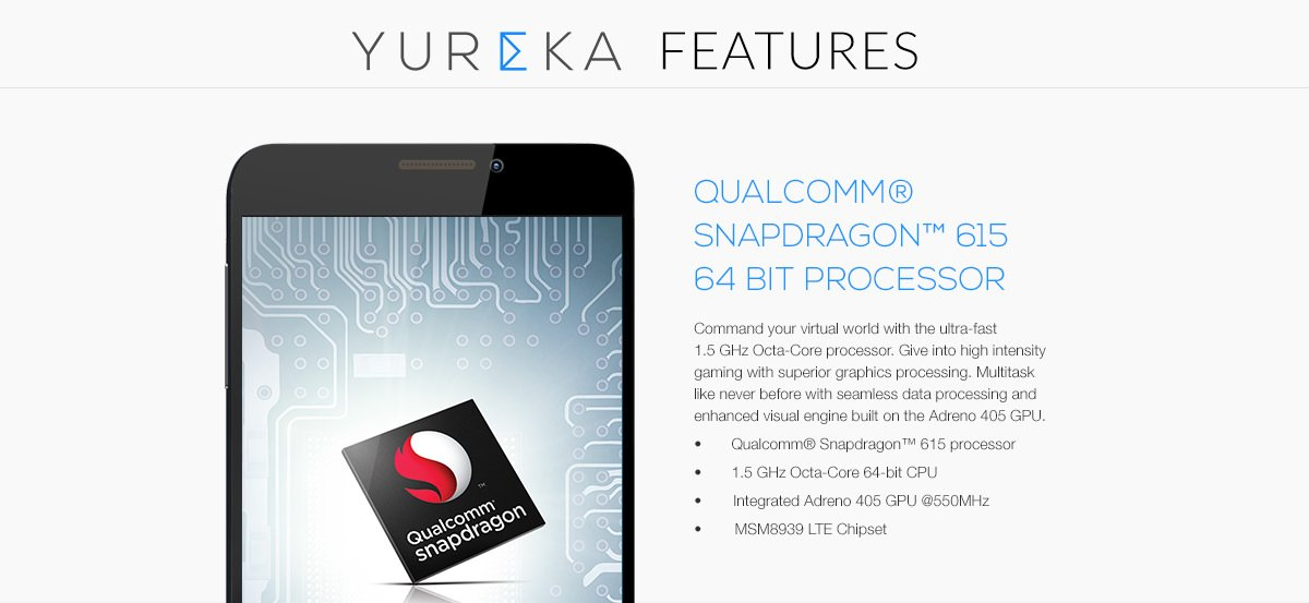 features Micromax Yureka battery