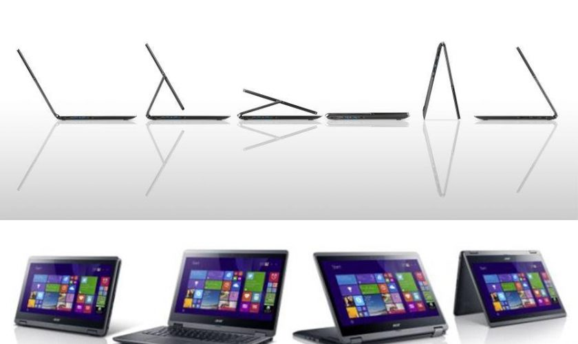 Acer R13-all convertible modes