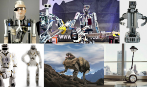 Innovative Robots of 2014