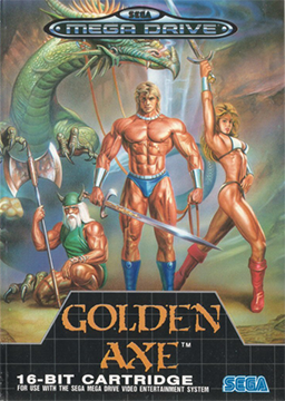 Golden_Axe 15 Video Game Facts