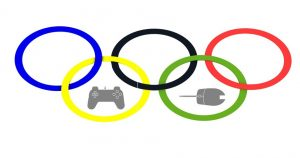 Video games in Olympics