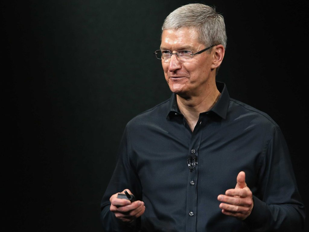 how did apple become $1 Trillion company