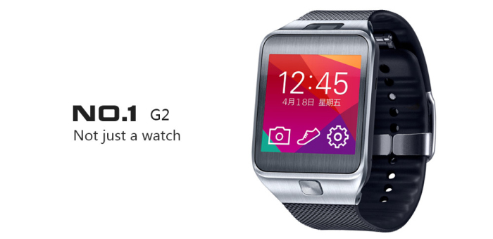 NO1 G2 SmartWatch