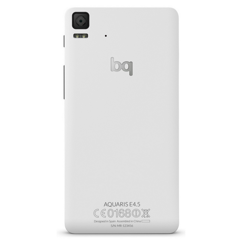 BQ Aquaris E4.5 Android Version-Backlook