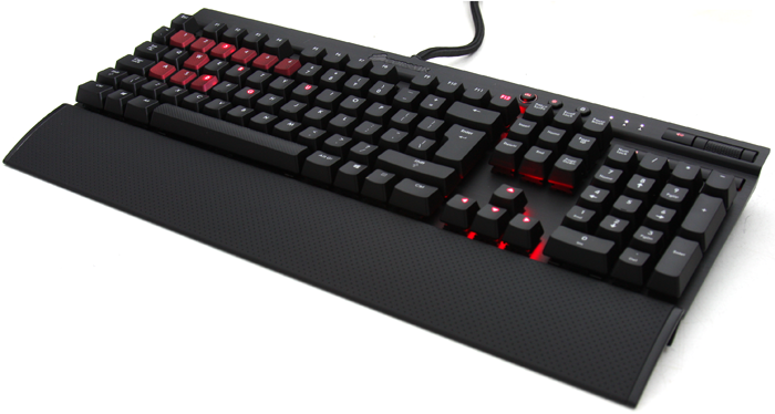 What makes a good gaming keyboard?