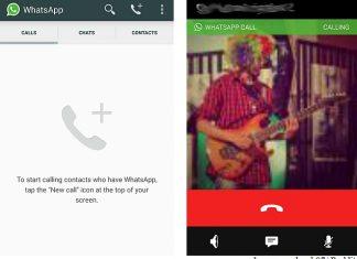 WhatsApp voice call by user Pradnesh07