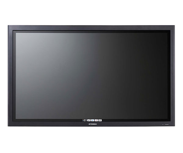 Hyundai E55AL – The First Large-Format Touch Panel