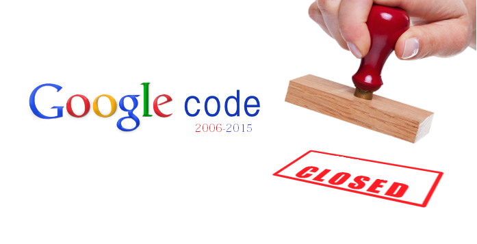Google Code closed