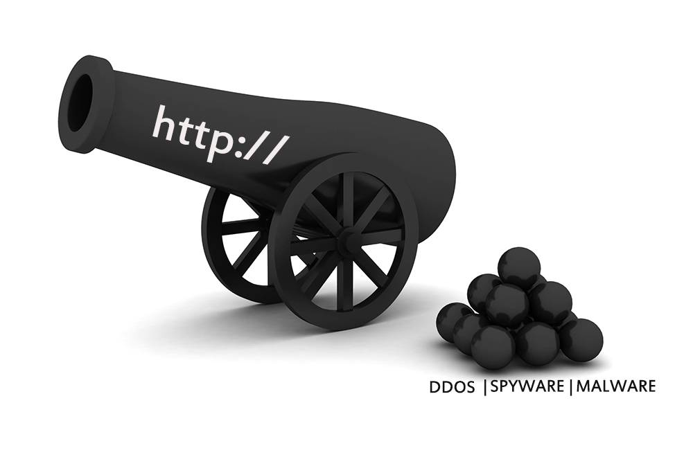 What is an Internet cannon?