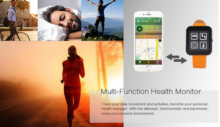 Multi-functional health monitor