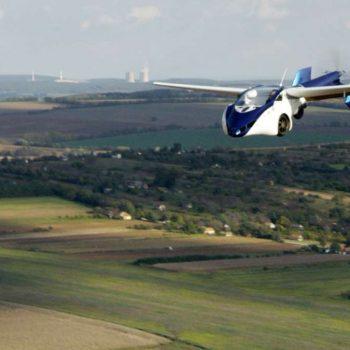 aeromobil_3_first_flight