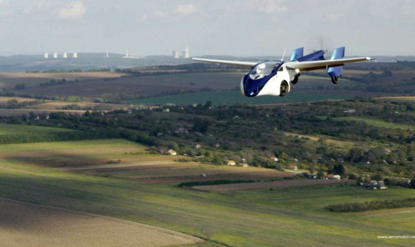 aeromobil_3_first_flight
