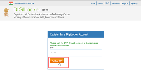 Digilocker-signup-procedure-3