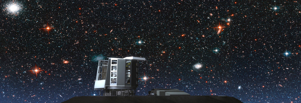 World's Largest Super giant Telescope To Survey The Whole Universe