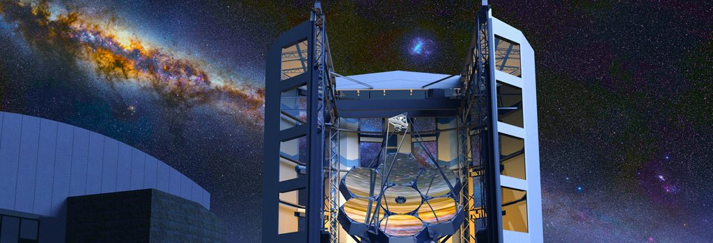 GMT-S21 - World's Largest Telescope