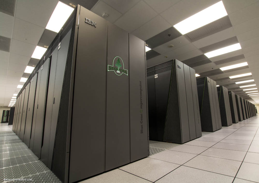 Sequoia - Most Powerful Supercomputers on Earth