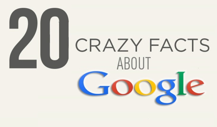 20 Amazing Facts About Google