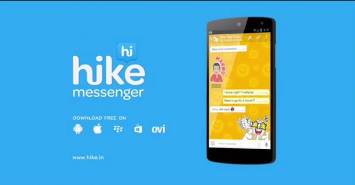 hike-messenger-enables-free-calls-for-100-users