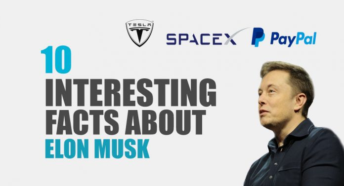 Interesting Facts about elon musk
