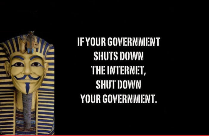 How can Your Government shut down the entire Internet?