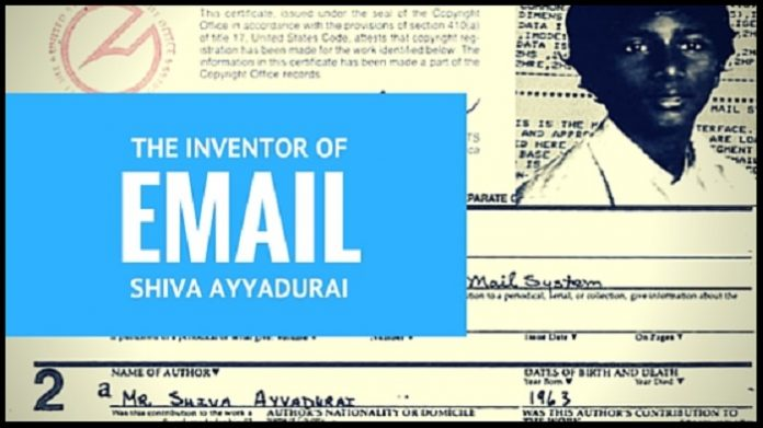 Inventor-of-email