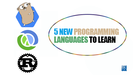 5 New Programming Languages you should get to know