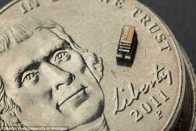 The smallest computer in the world