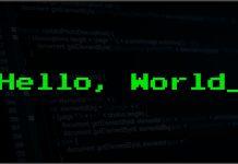 hello world -2