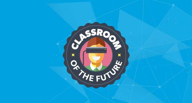 What will the classroom of the future look like?