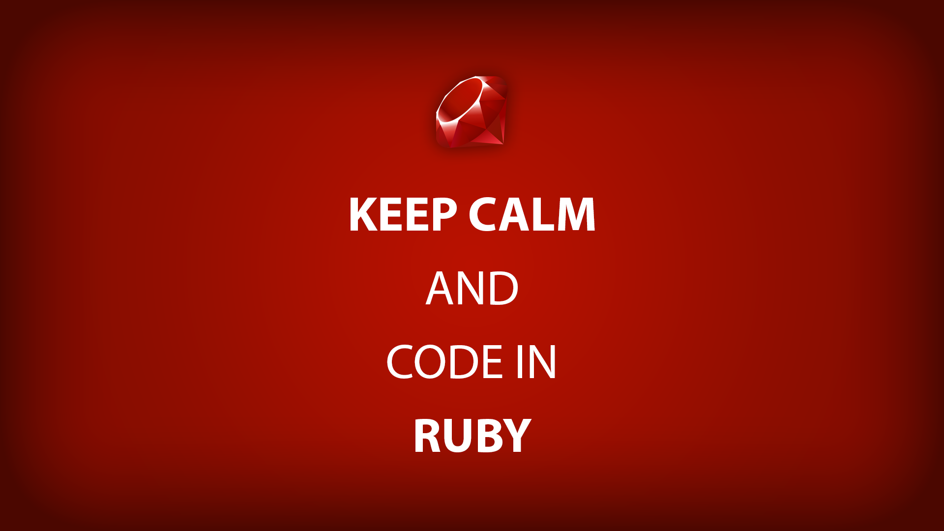 Ruby Whose Code Cuisine Reigns Supreme