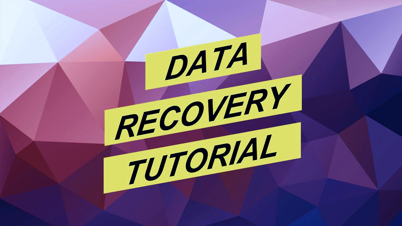Data recovery software reviews 2016