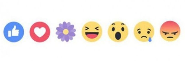 Facebook thankful emoji gone 2