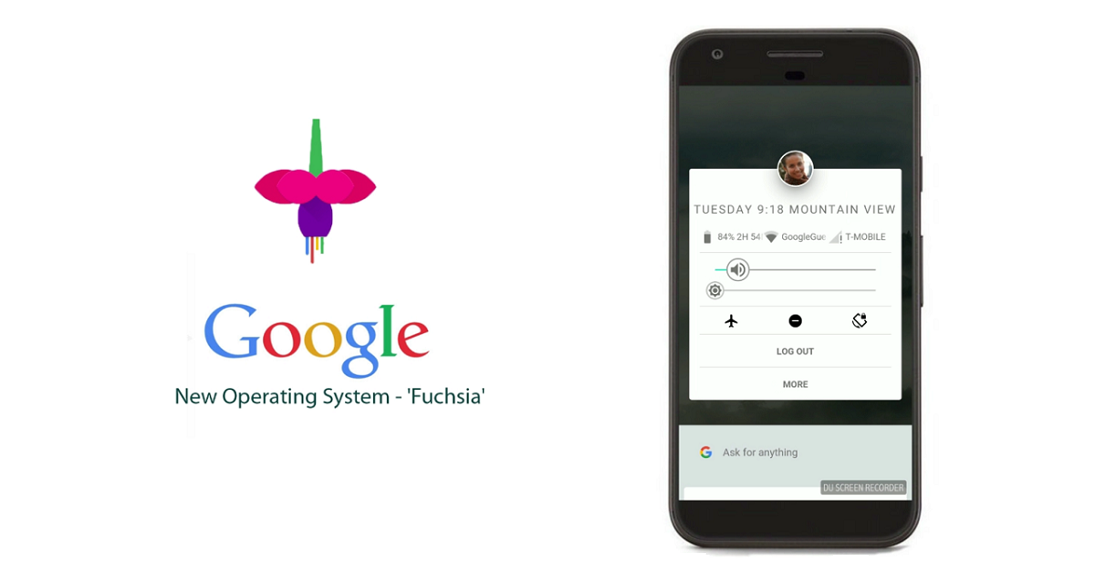 Google's New operating system 'Fuchsia OS' gets a new UI