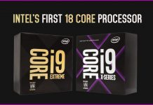 Intel Core i9 Extreme X series