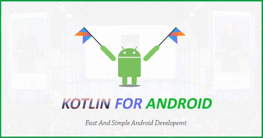 Kotlin for android-