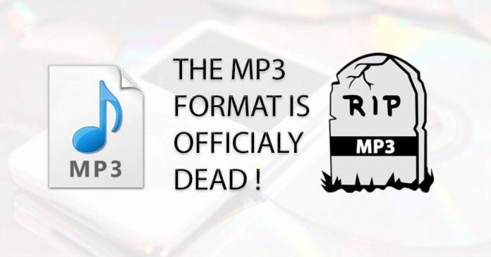MP3 is dead 1