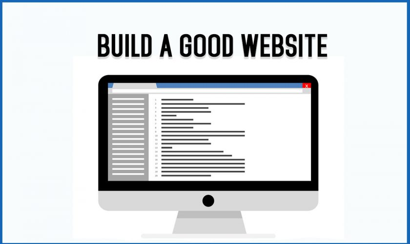 Area to focus on in your next website - 1