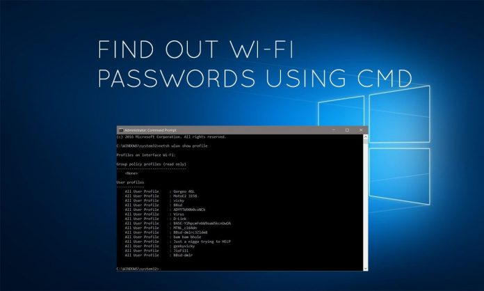 Find Wi-Fi passwords of all networks using CMD - 3-compressed